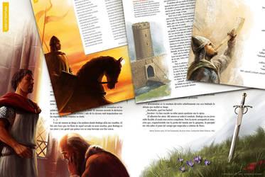 handbook illustrations I by gonzalokenny
