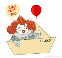 You'll Float Too by stargurren