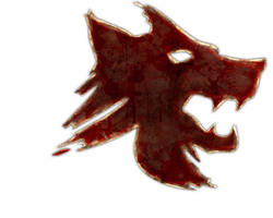 Blood-Wolf by DokterDume
