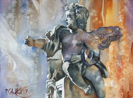 Angel form Wroclaw by PawelGladkow