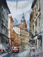 Once in Krakow by PawelGladkow