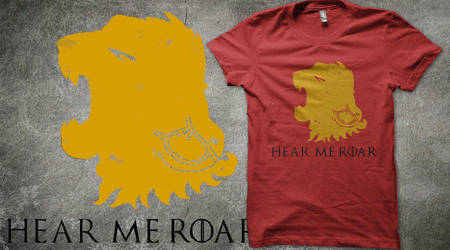Hear Me Roar for voting! by sakurain93