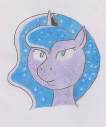 Luna by helzg