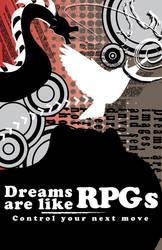 Dreams are like RPGs by kunoichi069