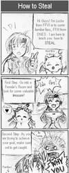 How to Steal. by kunoichi069