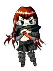 Burnadette by kunoichi069