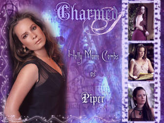 Holly Marie Combs as Piper WP by The-Fairywitch