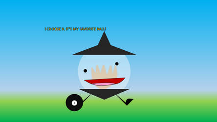 BFVI Challenge 1 - The 8-ball by KirbyRider1337