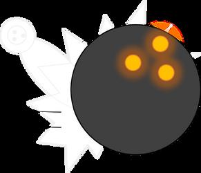 BFVI Challenge 9 - WHEEEEE by KirbyRider1337