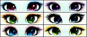 Eyes Of Harmony by LiaAqila