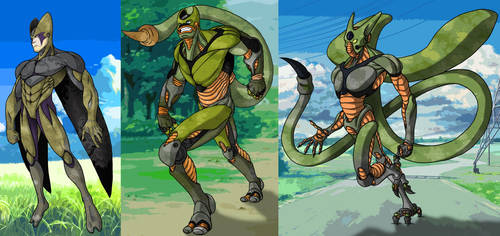 CELL - Redesign by tomastocornal