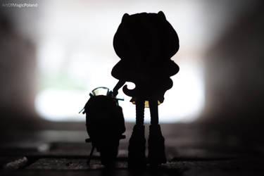 Silhouette Play by ArtOfMagicPoland