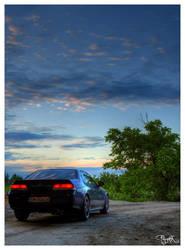 Honda Prelude VIII by PajonK