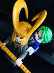 Joker wants a New evil friend by Alucard4