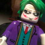 Joker selfie by Alucard4