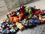 Deadpool kills Marvel Universe by Alucard4