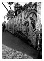 Venice Beach Graffiti by dennisjunior
