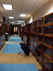 Hall of Unused Books. by AndrewDBarker