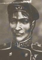 Lt. Gen T. Cara by thorbad
