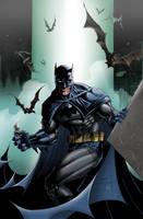 Batman by JeffieB
