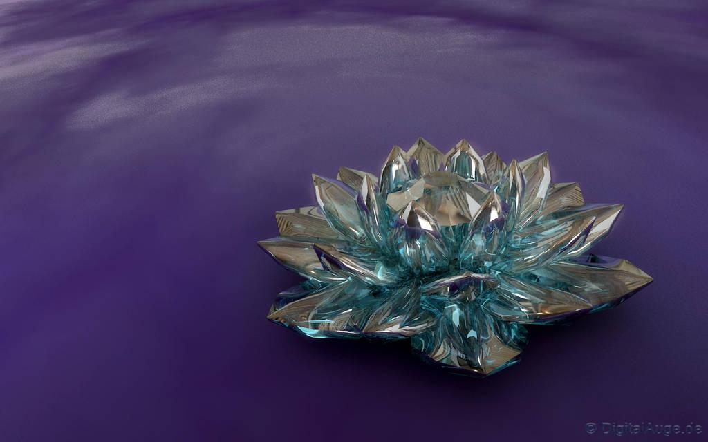 Sailor Moon Silver Crystal 3D by digitalAuge