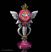 Sailor Moon Holy Moon Chalice Grail 3D by digitalAuge