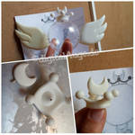 Sailor Moon - Holy Moon Chalice Prop #19 by digitalAuge