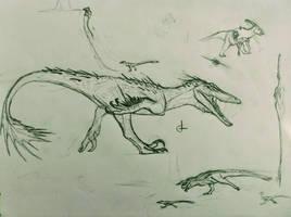 Tissoplastic-Austroraptor by Gustavolamaral