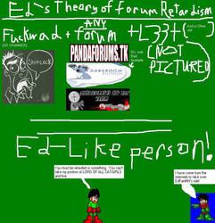Theory of forum retardism by edfanmh