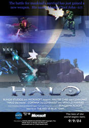 Halo the Movie by edfanmh