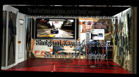 Shotgami Kayde's house by edfanmh