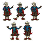 Tumley Puppet Poses by JRTribe