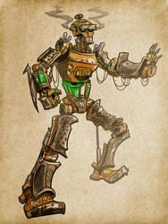 Automaton by JRTribe