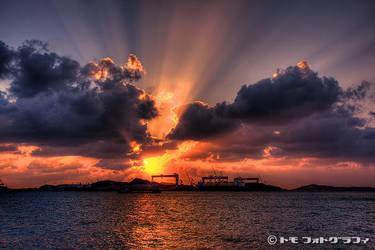 Sunset IX by WindyLife