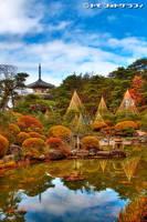 Japanese Garden VI by WindyLife