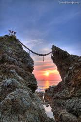 Married Couple Rocks III by WindyLife