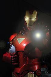Iron Man by YagiPhotography