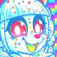 Icon: Sweet Monsterbun - Splash by Dolcisprinkles