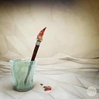 #14 Crystal Brush by MattiAusmNorden