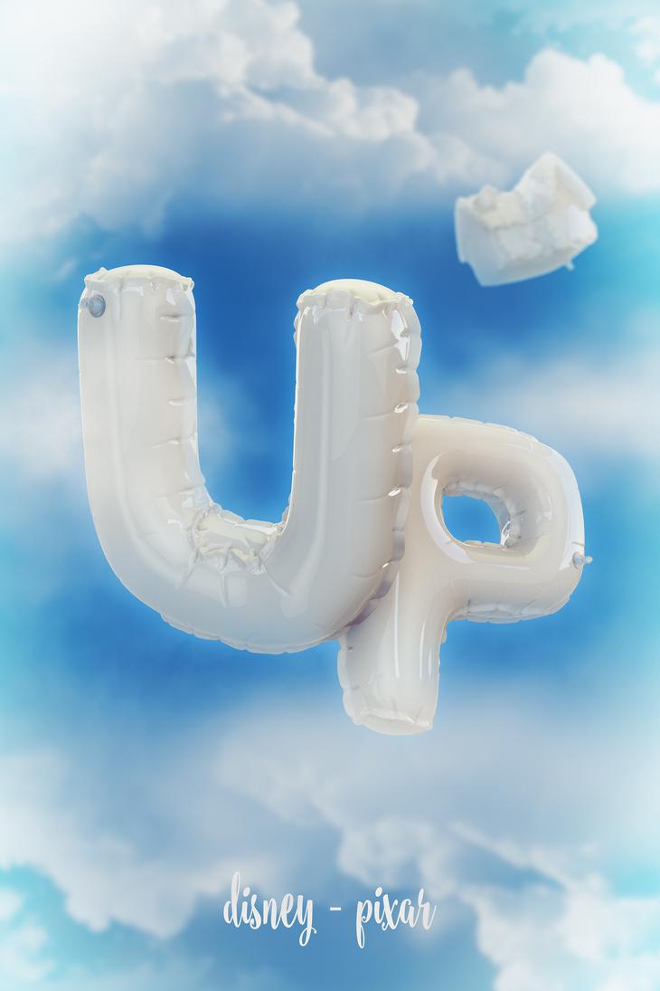 Up, Poster by MattiAusmNorden
