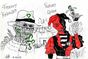 Crotus Prenn Asylum Foes (2) by Blackaddergoesforth