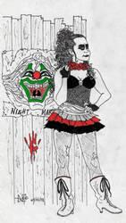 Nightmare Dancer (2) by Blackaddergoesforth