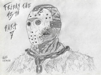 Friday the 13th Part VII : The New Blood (1988) by Blackaddergoesforth