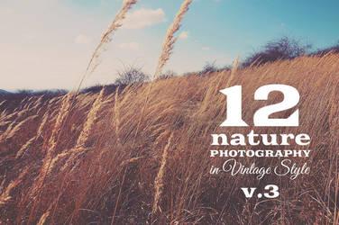 12 Free Nature Photos v.3 by hugoo13