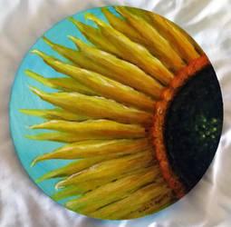 Sunflower by Galadriel34