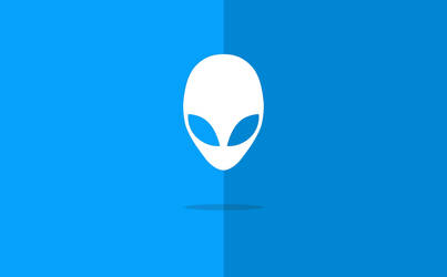 Alienware (MatMin) 4K Wallpaper by mojojojolabs