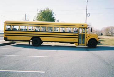 'School Bus 01' by bp-stock