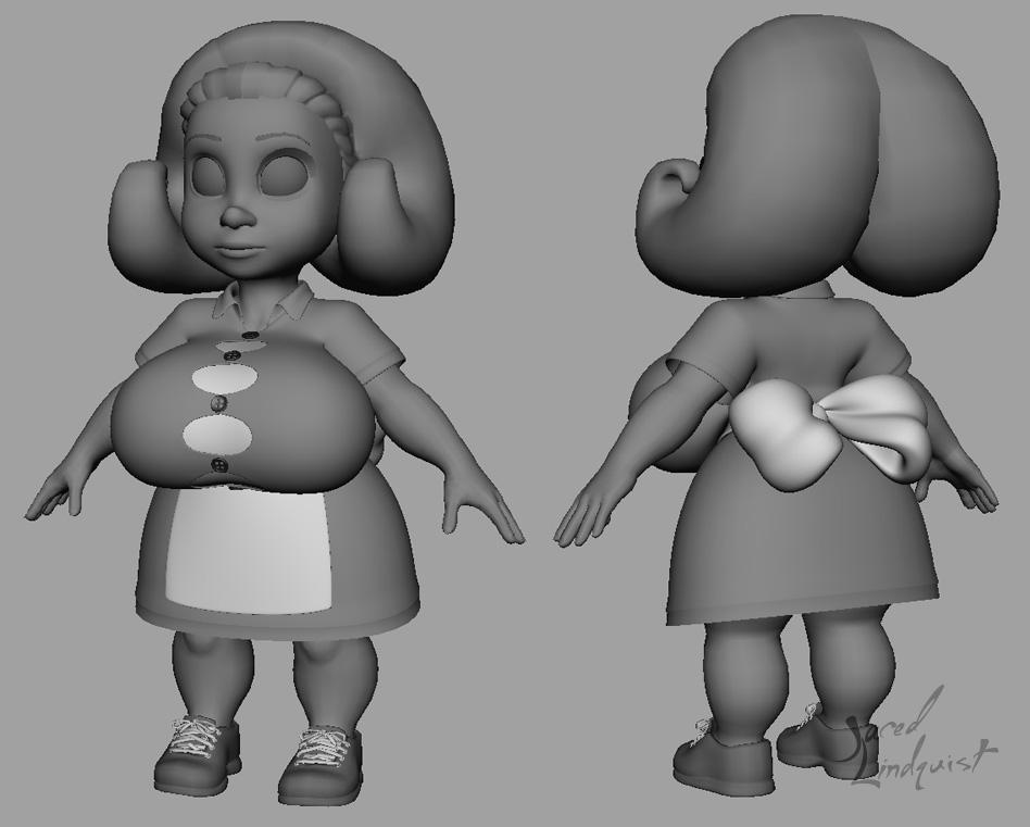 Daisy clothes by JKLind