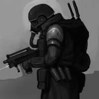 IMPURE_CQBHOUND_Concept by Opravdu