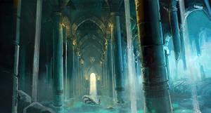 Underground Palace by pbario